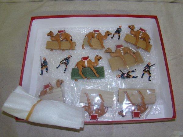 3021: Trophy Miniatures Toy Soldier Set