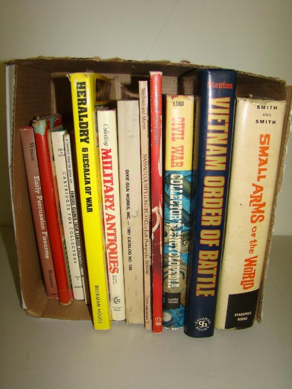 20: Lot of Military Books