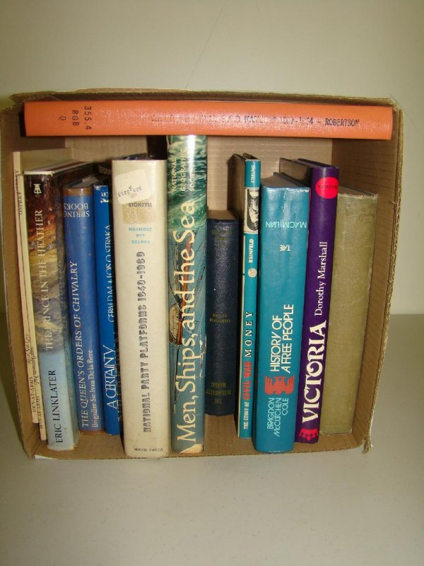 26: Lot of Military Books