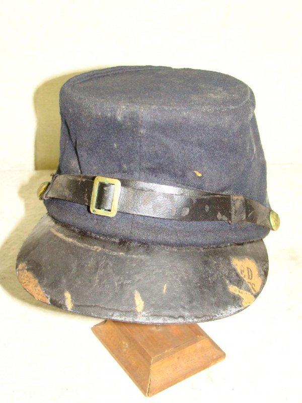134: Mid 19th Century Military Hat