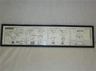 399: 1961 Original Charles Schulz Peanuts Daily