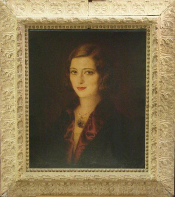 1003: JOSEF SIGALL PORTRAIT OF POLA NEGRI 1930
