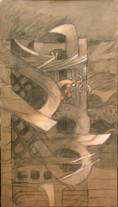 1005: FERNANDO DE SZYSZLO ESTUDIO 1989