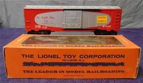 RARE MINT Boxed Lionel 6464-375 Red