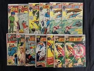 DC Comics Short Box, Lois Lane & Jimmy Olson