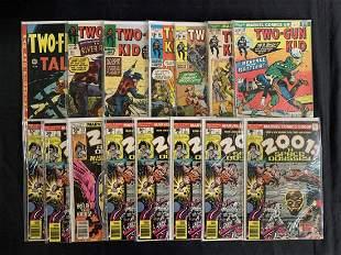 Mixed Comic Lot in Short Box