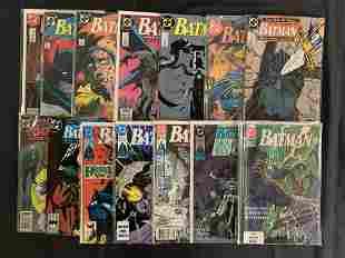 DC Comics Short Box, Batman