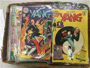 Comic Lot Mixed Titles Silver Age and Others