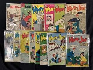 Mutt Jeff Comic Book Group