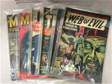 Great Lot of Horror and Science Fiction Comics.