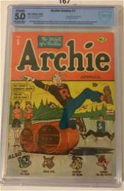 Archie Comics #1. CBCS Graded.