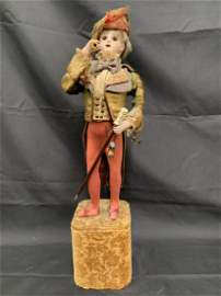 French Musical Smoker Automaton