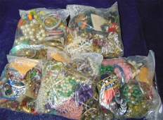 Costume Jewelry Estate Lot