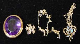 Estate Jewelry Lot