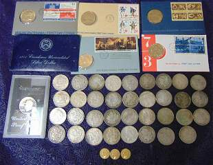 U,S, Coin Lot.