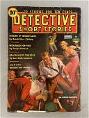 Detective Short Stories. Red Circle. 1st Issue