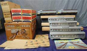 Nice Boxed Lionel 2296W Canadian Pacific Set