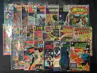 DC & Marvel Comic Book Lot, Mixed Titles