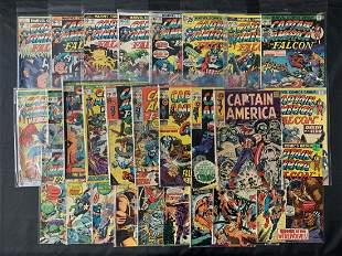 Marvel Comic Book Lot, Captain America
