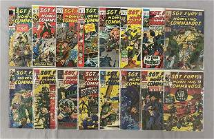 """Assorted Comics Short Box, Titles with Letter """"C"""""""