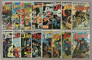 """Assorted Comics Short Box, Titles with Letter """"S"""""""