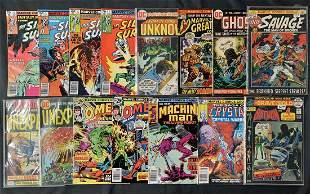 Estate Comic Book Lot, 4 Short Boxes