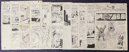 Carmine Infantino. Brave and Bold #72. (11) Pages.