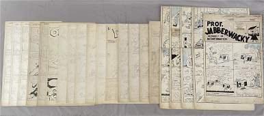 Baily Publishing Archive Golden Age Art.