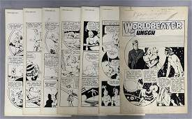 Baily Publishing Archive. (7) Pages of a Story.