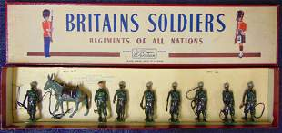 Britains #1893 Indian Army Service Corps