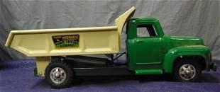 Buddy L Hydraulic Dumper.