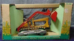 Hubley Mint in Box Front End Loader.