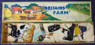 Britains. 36F Farm Set Boxed.