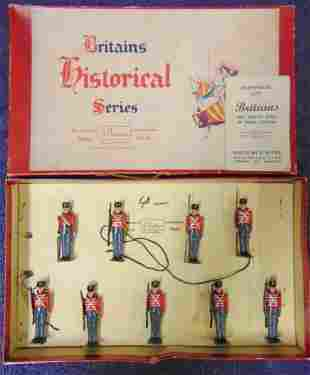 Britains. Set #1518. Boxed.