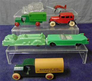 Misc Toy Vehicle Lot