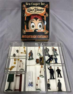 Assorted Toy & Figure Lot