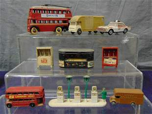 Unusual Group Of Diecast Vehicles & Accessories
