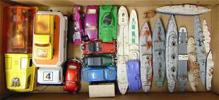 Large Lot Assorted Vehicles