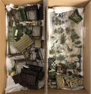 Large Lot Britains Garden Pieces