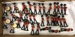 34Pc Britains Coldstream Guards Band Pieces