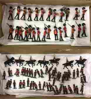 Britains & John Hill Guards Lot