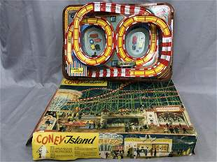 Boxed Technofix 307 Coney Island