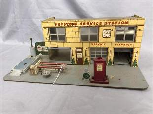 Keystone Service Station
