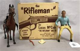 Boxed Hartland The Rifleman