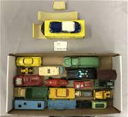 Assorted Small Vehicles Lot