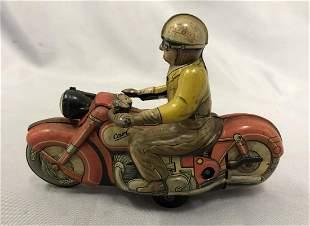 Schuco 1005 Carl Motorcycle