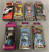 7 Boxed Parma 1/24 Scale Slot Cars