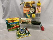 5 Boxed Vintage Toys
