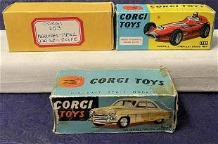 Corgi Lot of Three Pieces.