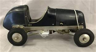 Large Dooling Bros Mercury Gas Tether Car